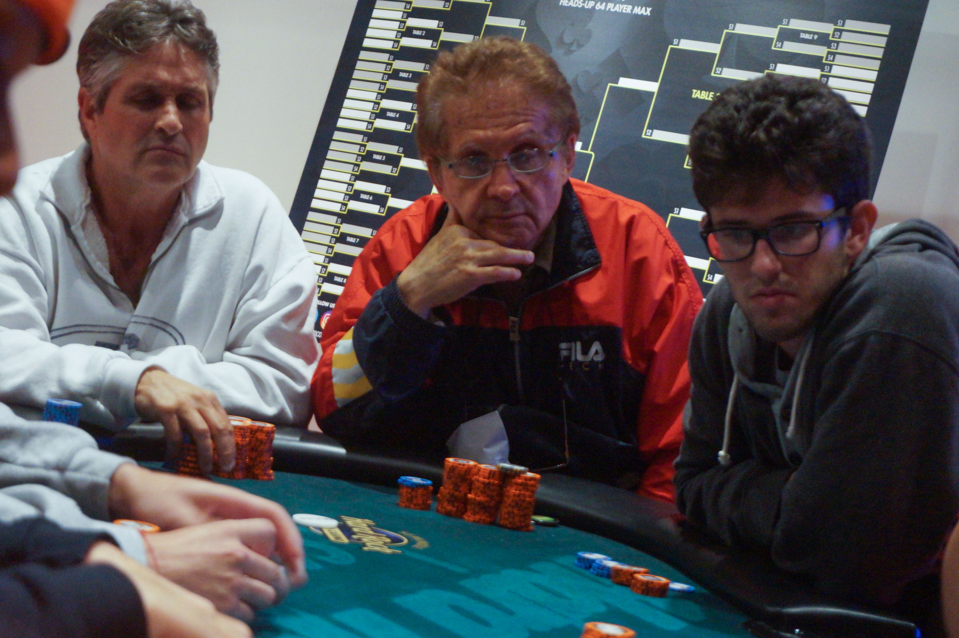 """Detroit"" Al Green - Eliminated in 7th place ($620)"
