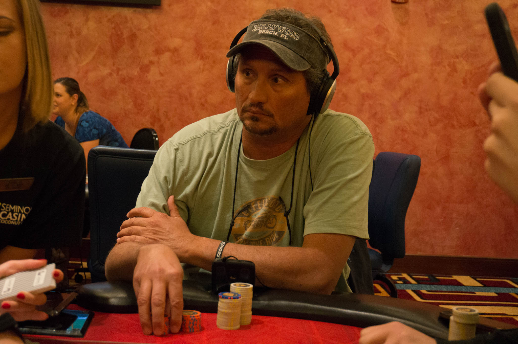 John Holley - 23rd Place ($7,000)